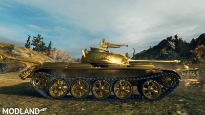 Type 59 Gold Skin 0.9.22.0.1 [9.22.0.1], 1 photo